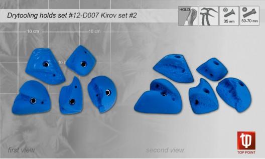 Holds set #007 Kirov