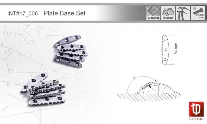 Набор сменных пластин I006 Plates Base Set