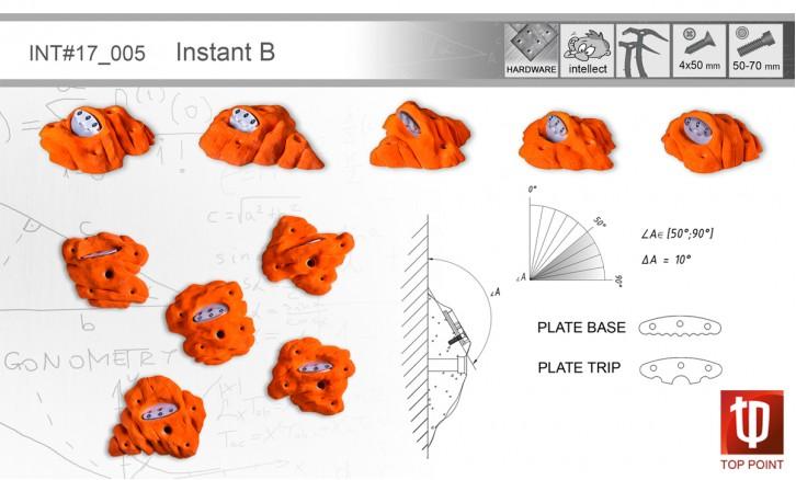 Набор зацепов для ледолазания I005 Instant B