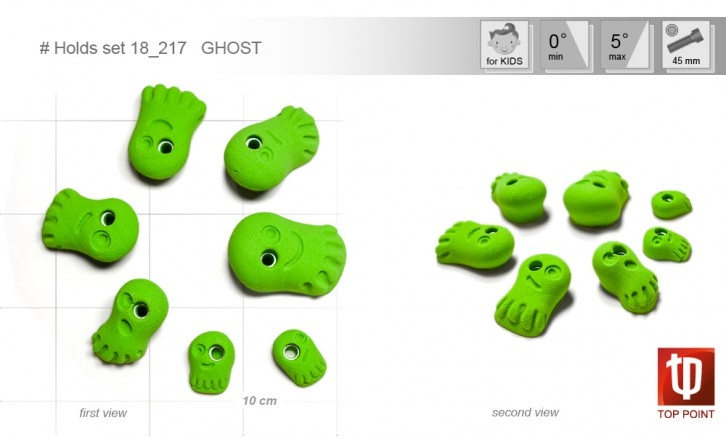 Holds set #217 Ghost