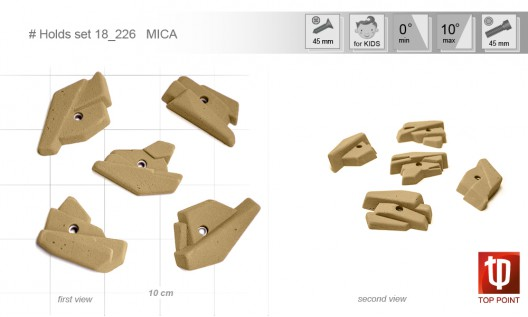 Holds set #226 MICA
