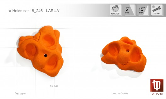 Holds set #246 LARUA`