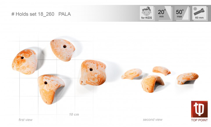 Holds set #260 PALA