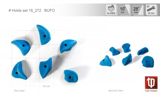 Holds set #272 BUFO