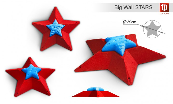 Holds set #086 Big Wall STARS