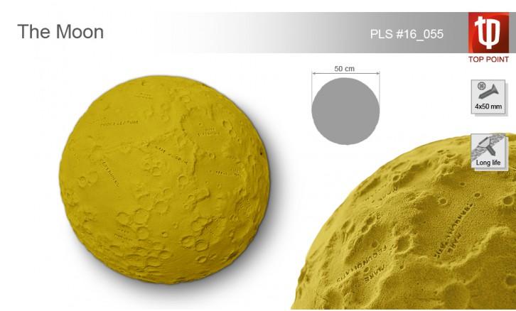 Рельеф для скалолазания The Moon