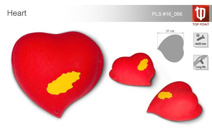 Рельеф для скалолазания Heart