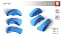 Набор рельефов для скалолазания ADX Set