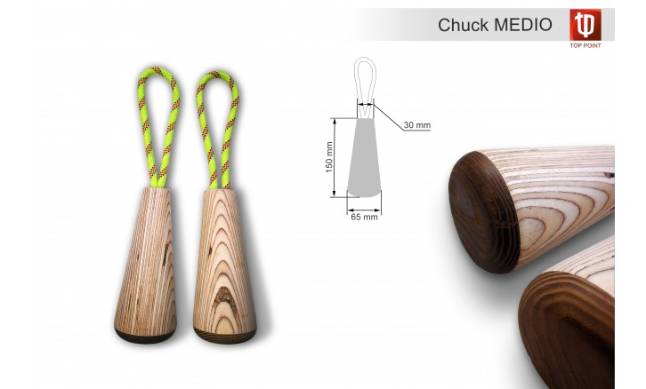 Chuck MEDIO