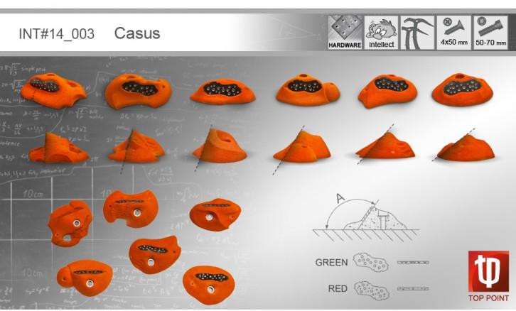 Набор зацепов для ледолазания I003 Casus