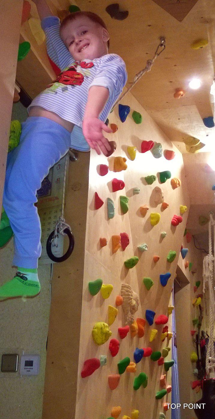 Домашний скалодром для детей, г. Кириши